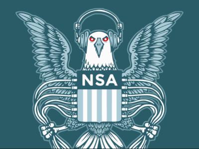 АНБ обсуждало возможность шпионажа за гражданским населением России