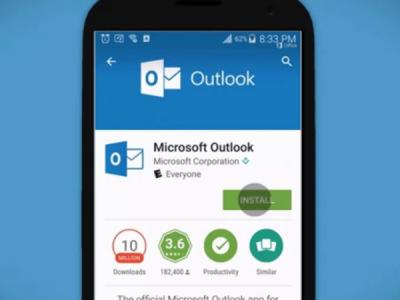 В Android-версии Outlook устранен баг, угрожающий 100 млн пользователей