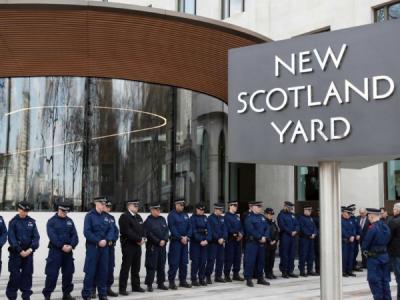 Злоумышленники взломали Twitter, почту и новостную ленту Скотленд-Ярда