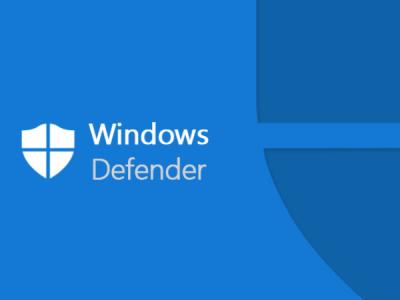 Обновление Windows Defender сломало быстрое и полное сканирование