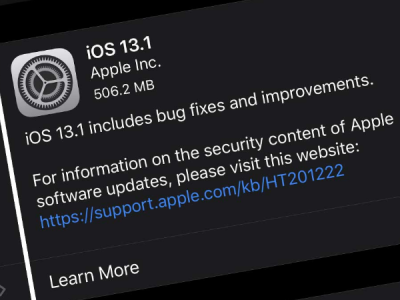 В iOS 13.1 устранён баг, открывающий сторонним клавиатурам полный доступ