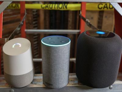 Умные колонки Google и Amazon можно заставить подслушивать разговоры