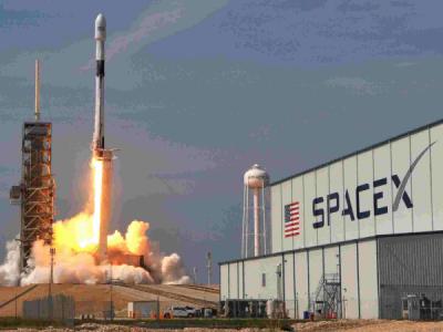 Спутниковый проект Маска тестирует зашифрованную сеть для самолётов ВВС