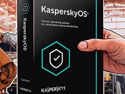 В 2020 году выйдут два решения на базе безопасной ОС — KasperskyOS