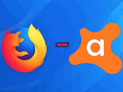 Mozilla вернула Firefox-расширения от Avast и AVG в официальный магазин