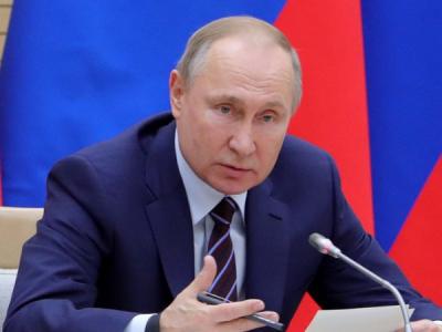 Путин поддержал идею нормы о кибербезопасности личности в Конституции