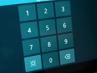 Windows 10 посоветует использовать PIN-коды вместо паролей