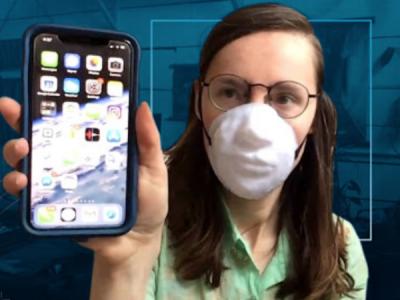 Apple облегчит людям в масках разблокировку iPhone с Face ID