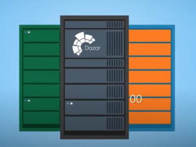 SolarDozor 7.2 поддерживает территориально-распределенную структуру