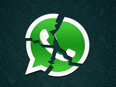 Очередная текстовая бомба выводит из строя WhatsApp