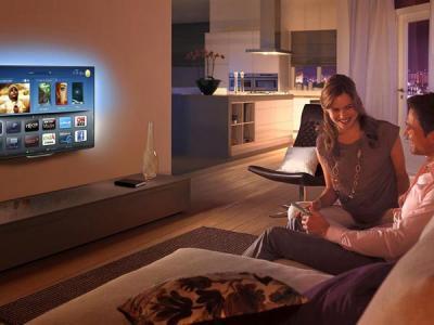 ESET: пользователи предпочитают умное телевидение
