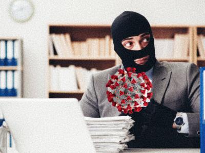 Эксперты назвали самые популярные схемы мошенничества во время пандемии