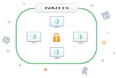 Entensys объявила о выходе нового решения UserGate UTM
