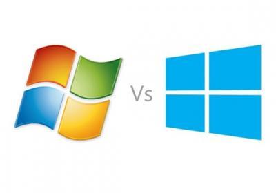 Сравнение защиты Windows XP и Windows 8.1