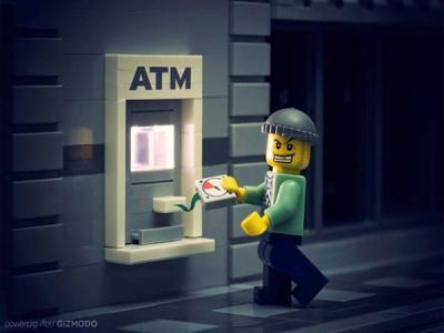 Взломать банкомат за две минуты вполне реально, говорят эксперты