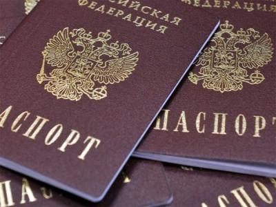 Власти опровергли замену паспортов SIM-картами