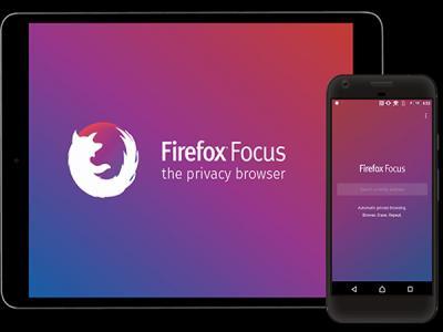 Mozilla выпустила обновление для приватного браузера Firefox Focus
