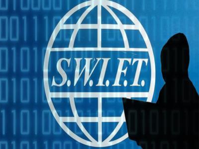 Из российского банка впервые были похищены средства через систему SWIFT