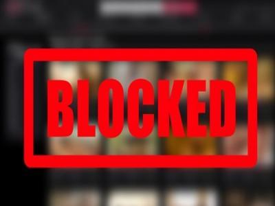 По требованию Роскомнадзора было заблокировано более 40 зеркал торрентов