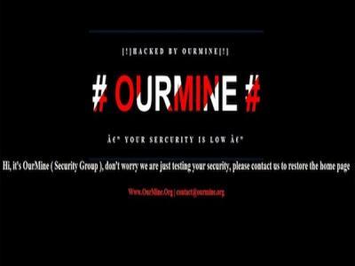 Форум игрового движка Unity был взломан группой хакеров OurMine