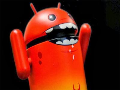 Появился 1-ый вирус синъекцией кода для андроид
