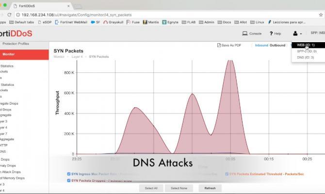 DNS атака