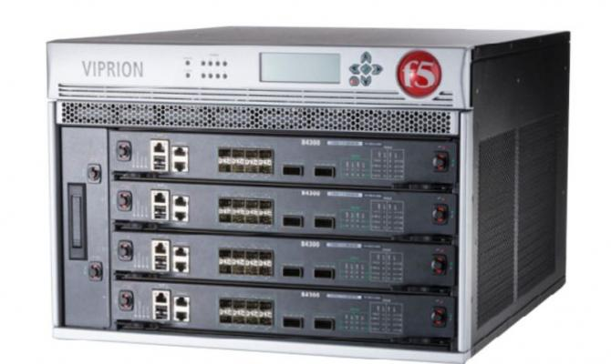 F5 Viprion 4800