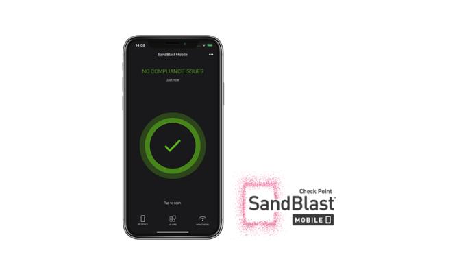 Check Point SandBlast Mobile