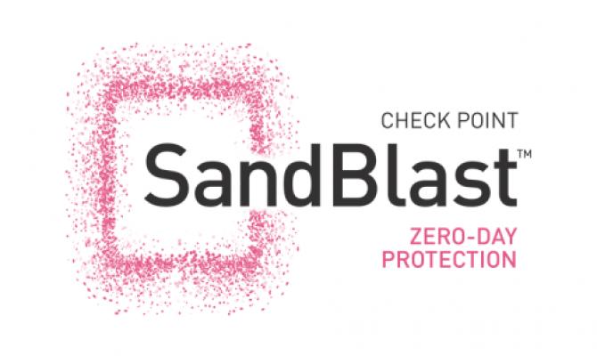 Check Point SandBlast Zero-Day Protection
