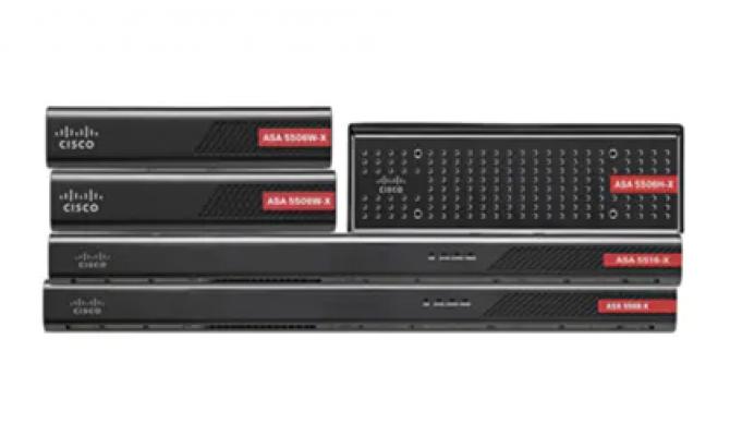 Cisco ASA 5500. Внешний вид.