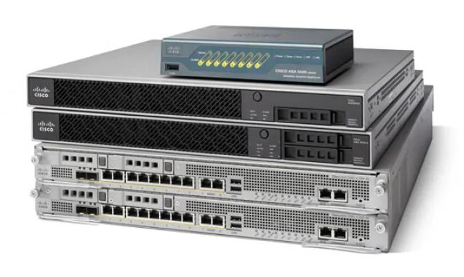 Cisco ASA. Внешний вид.