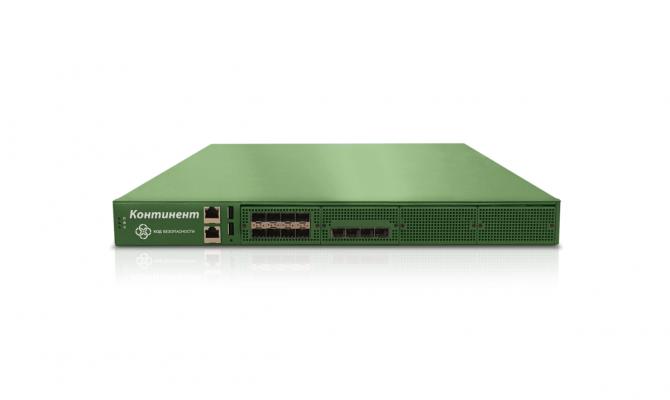 Континент TLS IPC-3000