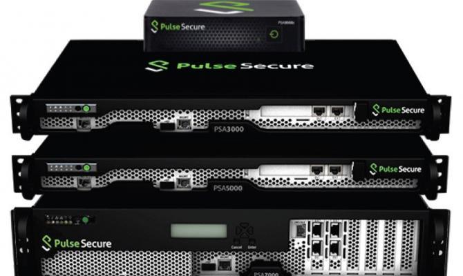 Серия устройств Pulse Secure Appliance