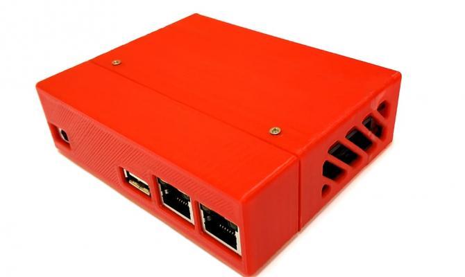 Криптошлюз fin-TrusT в корпусе для установки в банкомат