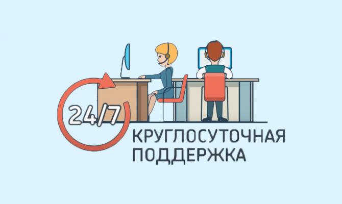 Ростелеком Anti-DDos. Поддержка 24/7