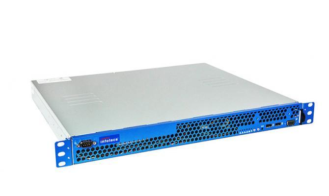 ViPNet TLS Gateway. ПАК
