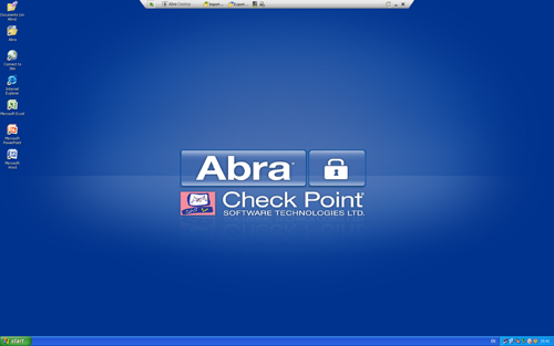 Обзор Check Point Abra