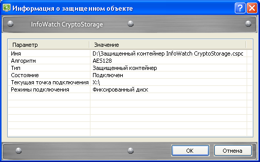 Обзор InfoWatch CryptoStorage 2.1